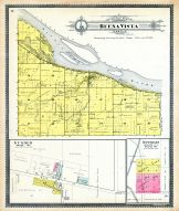 Buena Vista Township, Gunder, Jefferson, Clayton County 1902